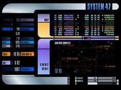 Sci Fi - Star Trek Wallpapers and Backgrounds Star Trek Bridge, Escape Room, Wallpaper Star Trek, Star Wars Classroom, Trek Ideas, Star Trek Cast, Star Trek Images, Printable Star, Apple Watch Wallpaper