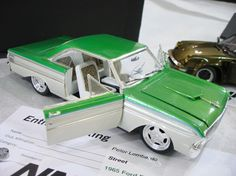 1965 Ford Falcon - Maybe a Trumpeter kit or old AMT.