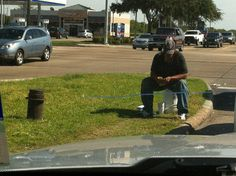 Was gonna give this *homeless vet* some money until he pulled out a stack that could choke Mr. Ed. SMH. And he's asking ME for money.