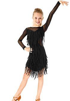 Gio Mio Meluka Girls Dress GM0848  Dancesport Fashion @ DanceShopper.com