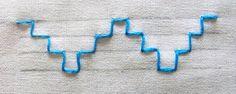 ponto holbein Também conhecido como: Duplo ponto corrido| Sarah's Hand Embroidery Tutorials