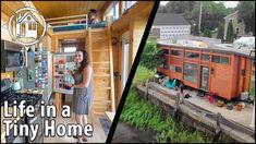 Tiny House permet à un couple de vivre à un prix abordable à New Haven, CT