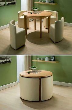 Deze ruimtebesparende meubels zijn een must voor kleine huishoudens | Tech | Upcoming