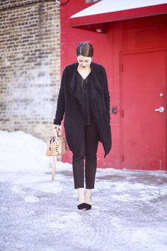 Outfit: All Black — Hello Adams Family Sequins And Stripes, Adams Family, Zimmerman, Interior And Exterior, All Black, Normcore, Tapestry, Style Inspiration, Interiors