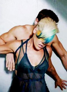 """P!nk. Music video for """"Try"""" - This video still gives me goosebumps, it's so powerful and beautiful..."""