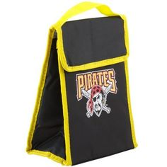MLB Pittsburgh Pirates Velcro Lunch Bag by Forever Collectibles. $8.02. Pittsburgh Pirates Velcro Lunch Bag