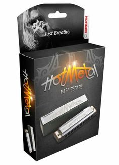 Hohner 572BX-G Harmonica, Key of G by HOHNER HARMONICA. $6.49. Hohner Hot Metal Harmonica, Key of G. Save 50% Off!