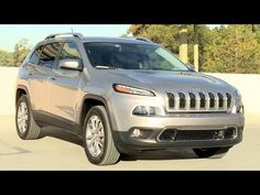 Jeep Cherokee Limited Edition Walkaround