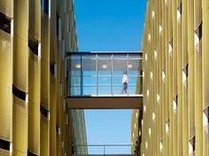 Parkeergarage de Cope - Utrecht - JHK Architecten