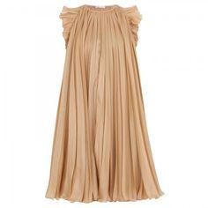 Chloe silk dress