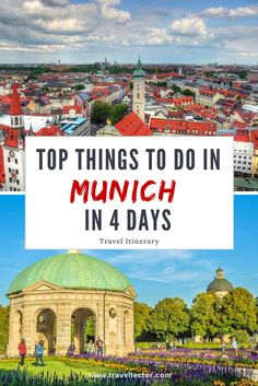 Things to Do in Munich in 4 Days [Travel Itinerary] | Travellector #travel #traveltips #Munich #Germany