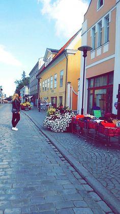 Kokkola shopping in Finland.
