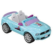 Fisher-Price Disney Frozen Ford Mustang