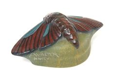 FRENCH GLASS, A.Walter, Walter paperweight