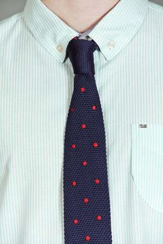 Love this dot tie