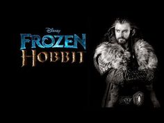 Frozen / The Hobbit mashup! Thorin singing Let it Go is so hilarious! xD//SOBBING