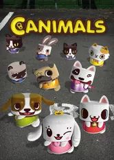 Now you can watch  canimals on netflix! Enjoy everybody!!