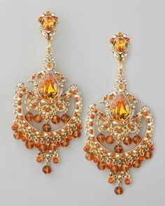 Jose & Maria Barrera  DJ: Fabulous line of well made vintage inspired jewelry/hippie chic or contessa at Versaille dinner