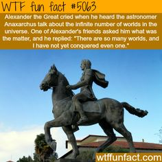 Alexander the Great facts - WTF fun facts
