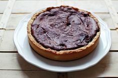 FoodLover: Koláč s hruškami a čokoládou Pavlova, Cheesecake, Baking, Sweet, Breads, Candy, Bread Rolls, Cheesecakes, Bakken