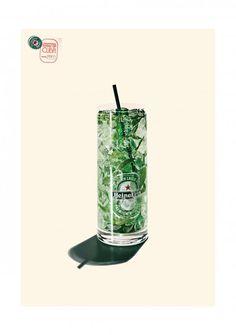 CUBA, Heineken Beer, The Red Brick Road, Heineken, Print, Outdoor, Ads