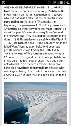 Flat Earth Memes 85 Very interesting Flat Earth Conspiracy, Conspiracy Theories, Weird Facts, Fun Facts, Terre Plate, Flat Earth Proof, Nasa Lies, Earth Memes, Hollow Earth