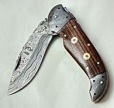 Handmade Damascus Folding Knives                                                                                                                                                                                 More
