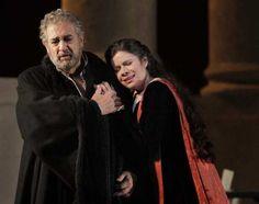 Placido Domingo in LA Opera's Simon Boccanegra by Verdi