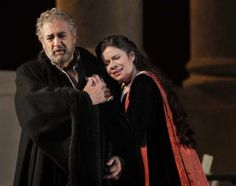 Placido Domingo in LA Opera's Simon Boccanegra by Verdi