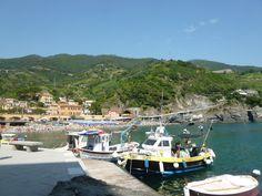 Nave,  Portovenere→Monterosso al Mare, Liguria Italia (Luglio)