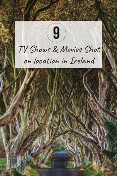 From Game of Thrones to The Quiet Man, Ireland has long served as the scenic backdrop to movies and TV shows. How many did you know were filmed in Ireland?