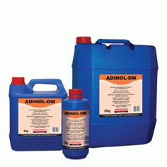 ADINOL-DM: Waterproofing admixture for mortars and non reinforced concrete with plasticizing properties. It is used for water-impermeable cement mortar...