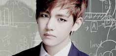 V 「BOY IN LUV」 - Japanese version individual photos