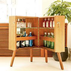 Oliver Drinks Cabinet | KOPERHUIS