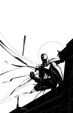 Batman - Salvador Velázquez