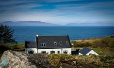Picture gallery and video showing Ocean View Cottage and Louisburgh Cottage, Ocean, Mountains, Watch, Gallery, Pictures, Travel, Image, Clock