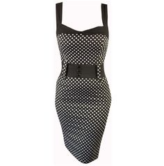 dot dress, retro styles, polka dots, fashion clothes, darl dot, dresses, black white, bags, belts
