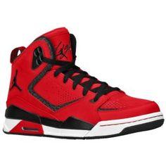 Jordan SC-2 - Men's - Basketball - Shoes - Black/Varsity Red/Stealth