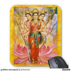 goddess mousepad