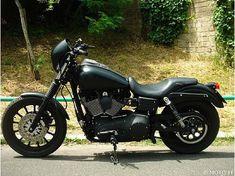 harley davidson dyna super glide sport ☆ Jax's bike