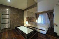 bathtub in master bedroom - Google Search