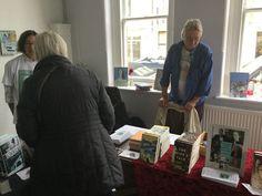 The book stall at 2019 Clapham Book Festival Book Festival, Vulture, Books, Home Decor, Libros, Decoration Home, Room Decor, Book, Book Illustrations