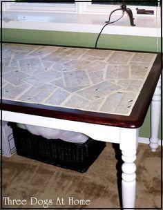 7 popular tile table images tile top tables tile tables bricolage rh pinterest com