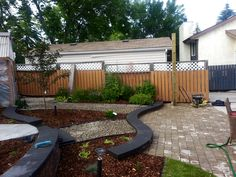Beds, brickwork and bark mulch OH MY!  Get a free quote today (403) 257-1965              or slmcalgary.com