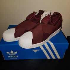 0a20c6bd3a4a 8 Best adidas superstar slip on outfit images