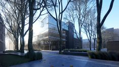 Best of Week 52/2015 - Technopark by Submarine - Ronen Bekerman - 3D Architectural Visualization & Rendering Blog