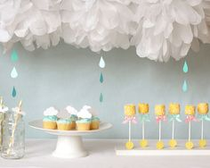 Shower Themed Baby Shower