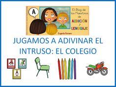 EL BLOG DE L@S MAESTR@S DE AUDICION Y LENGUAJE: VIDEO COLECCIÓN JUGAMOS A ADIVINAR EL INTRUSO: EL ...
