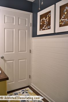 Cheap Horizontal Wood Plank Wainscoting