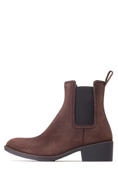 Jeffrey Campbell Shoes STORMY Booties in Brown